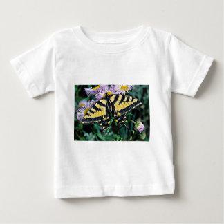 Flores occidentales del swallowtail del tigre playeras
