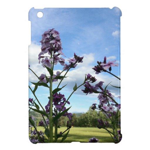 flores orgánicas iPad mini protectores