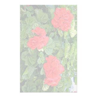 flores papelería