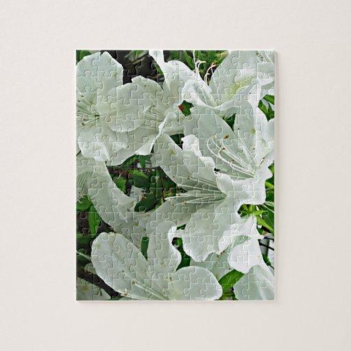 Flores para la mamá puzzle