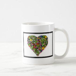 Flores para mi amor… tazas