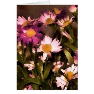 flores para mi tarjeta de los amigos