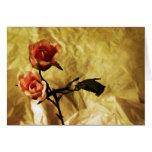 flores para mi tarjeta del amante