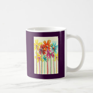 Flores para usted (mejor premio de hoy) taza clásica