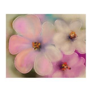 flores por tasevski del ivo cuadros de madera