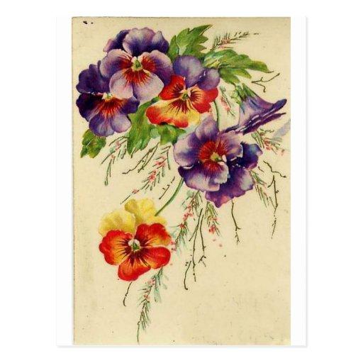 Flores Postales