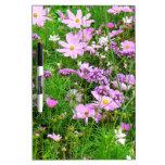flores preciosas 03 del jardín pizarras blancas de calidad