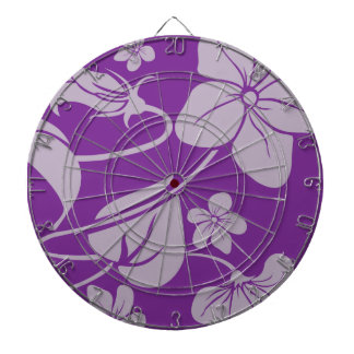 Flores púrpuras