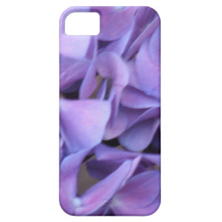 Flores púrpuras del Hydrangea iPhone 5 Carcasa