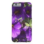Flores púrpuras del jardín