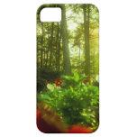 Flores que toman el sol iPhone 5 Case-Mate carcasa