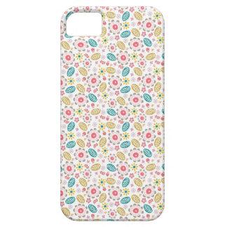 Flores retras iPhone 5 funda
