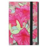 flores rosadas bonitas de la azalea. Planta de iPad Mini Cárcasa