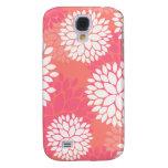 Flores rosadas coralinas