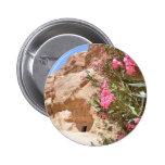 Flores rosadas del desierto pins