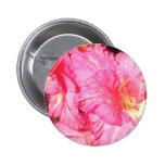 Flores rosadas rizadas rosa pin