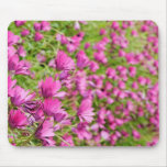 flores rosadas tapete de raton