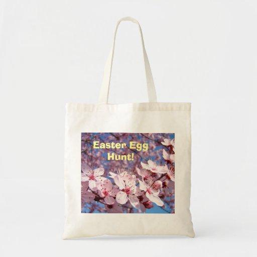 Flores rosados de la primavera de las bolsas de as