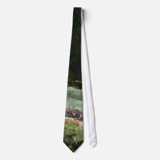 FLORES SALVAJES de SHARON SHARPE Corbatas Personalizadas