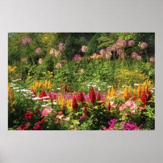 Flores salvajes posters