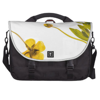 Flores secadas del ranúnculo bolsas de portatil