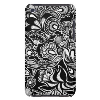Flores sin vida iPod touch Case-Mate protectores