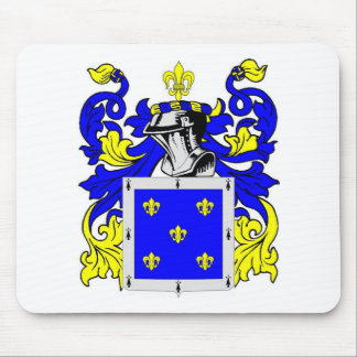 Flores (Spanish) Coat of Arms Mouse Pad