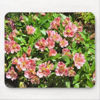 flores tapete de ratón