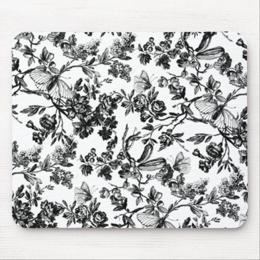 flores tapetes de raton