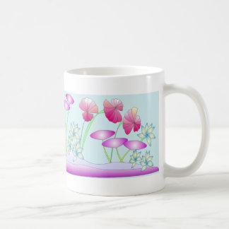 Flores Taza De Café