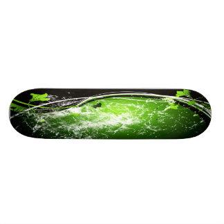 Flores tóxicas skateboards