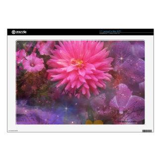 Flores - un ramo visual para la mamá 43,2cm portátil calcomanías