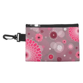 Flores y bolso accesorio