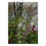 Flores y Brotes-NY Felicitacion