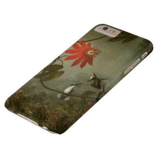 Flores y colibríes de la pasión de Martin J Heade Funda Para iPhone 6 Plus Barely There