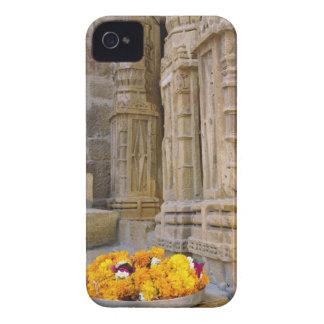 Flores y columnas, fuerte de Jaisalmer, Jaisalmer, Case-Mate iPhone 4 Fundas