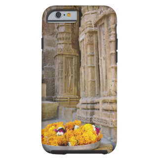 Flores y columnas, fuerte de Jaisalmer, Jaisalmer, Funda Para iPhone 6 Tough