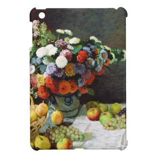 Flores y fruta, Claude Monet 1869