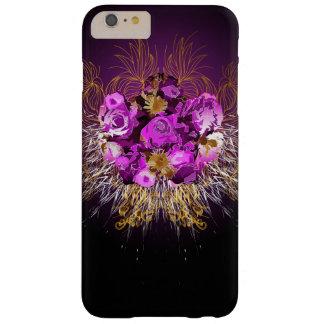 Flores y remolinos en estilo givenchy funda barely there iPhone 6 plus