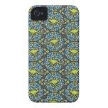 Flores y Roos Case-Mate iPhone 4 Cobertura