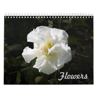 Flores Calendario