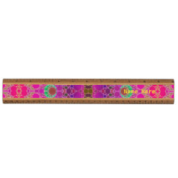 Florescent Abstract Ruler