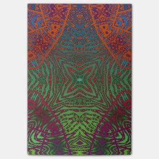 Florescent Animal Print Post-it® Notes