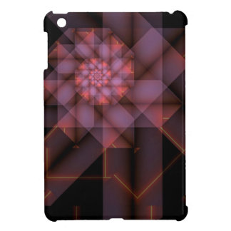 Florescent Geometry Cover For The iPad Mini