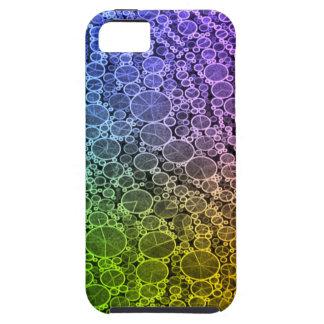 Florescent Rainbow Cheetah iPhone 5 Cases