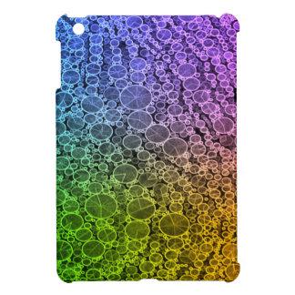 Florescent Rainbow Cheetah Cover For The iPad Mini
