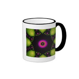 Floret Ringer Coffee Mug
