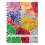 Florezca el collage, para los profesores - libro de apuntes