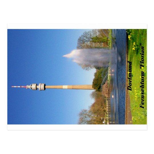 Florian Dortmund Postcard