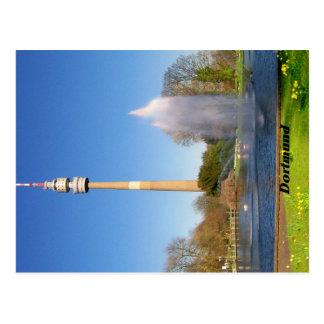 Florian Dortmund Post Card